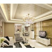 China Shops Decorative Suspended Ceiling Tiles With Aluminum Alloy 1100 Material on sale
