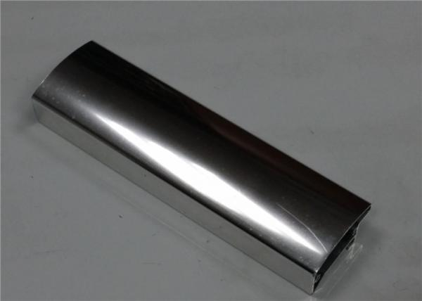 Quality Aluminium Window Extrusion Profile 6063-T5 For Residential Building for sale