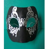 China Environmently- friendly Hallowmas Mask Pulp Moulded Products Support DIY Painting wholesale