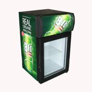 China 20L MiniBar Baverage Fridge/Countert top showcase (20L to 120L available) wholesale