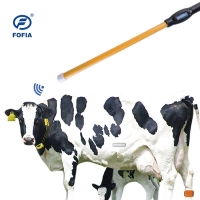 China 134.2khz Sheep / Cattle RFID Tag Reader With 7000 Records Data Storage wholesale