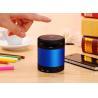 China My vision Metal Remote Hand Gesture Speaker super bass hifi portable bluetooth speaker wholesale