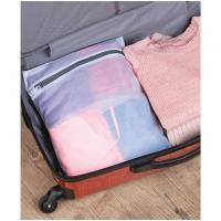 China Polyester mesh laundry bags 20x30cm, 30x40cm, 40x50cm, 50x60cm, or can be customized. on sale