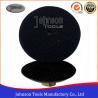 "China 3"" , 4"" , 5"" Rubber Granite Polishing Pads Holder , Black Color Diamond Polishing Discs wholesale"