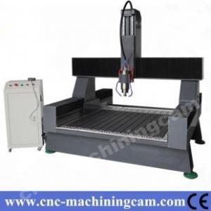 China DSP 600mm Z axies ,cnc granite stone engraving machine ZK-1212(1200*1200*600mm) wholesale
