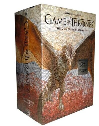 Quality HBO Studio Dvd Complete Series Box Sets , Tv Series Dvd Sets With Fantastic Caracter for sale