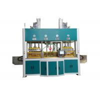 China Compostable Bamboo Fiber Molded Pulp Equipment 220 V - 450 V wholesale