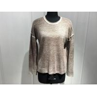 Round Neck Womens Cashmere Sweaters S / M / L / XL Size Available