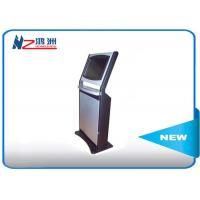 Buy cheap Camera Ticket Vending Self Service Terminal With Windows System / Led Screen from wholesalers
