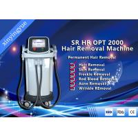 China Best Germany Xenon Lamp IPL SHR / SHR OPT Elight Hair Removal Machine wholesale