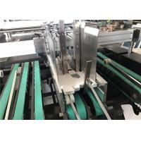 China Tissue Box Window Sticker Pasting Machine Max Sheet Size 900*500mm Low Noise wholesale