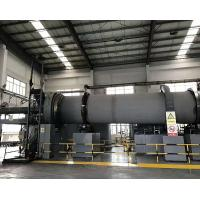 China Waste Disposal Incineration / Rotary Kiln Calcination Plant Sale wholesale