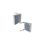 China AC380V Microchannnel  Heat exchanger Coil Pipe For WaterChillerSystem wholesale