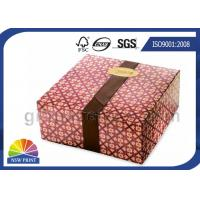 China Printed Food Packaging Box Cardboard Boxes & Luxury Chocolate Packing Box wholesale