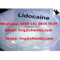Buy cheap Pharmaceutical raw material High Purity Pain Killer Lidocaine Hydrochloride CAS 73-78-9 from wholesalers