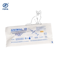 China RFID 134.2khz Identity Animal Tracker Microchip For Dogs wholesale