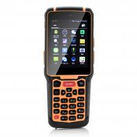 China LTE 1D / 2G Bar 4G Barcode Scanner Handheld Scanner For Express And Logistics wholesale