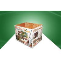 China Cardboard Dump Bins For Retail wholesale