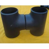 China Carbon Steel Straight Tee to ASME B16.9 wholesale