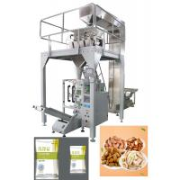 Buy cheap Sugar / Salt / Seed Multihead Weigher Packing Machine With 4 Heads 1000ML Volume from wholesalers