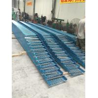 Buy cheap Easy Installing Aluminum Alloy Expanded Metal Grating Light / Anti Rust For Workshops from wholesalers