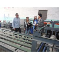 China Heat Preserving Layer Roof Tile Making Machine for Construction Material Making on sale