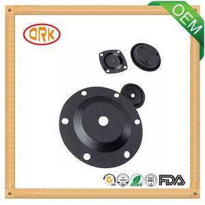 China диафрагма черного сопротивления витон высокотемпературного масл-защитная резиновая wholesale