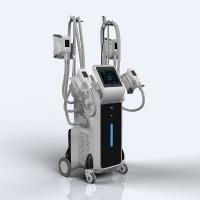 2500W high effective -15°C  CE approval 4 handles vacuum cool body sculpting double chin removal cryolipolysis machine