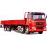 8x4 50 Ton Heavy Cargo Trucks , SINOTRUK Heavy Duty Cargo Truck