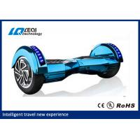 China 8 Inch Bluetooth Hoverboard Smart Balance Wheel 25 Degree Climbing Gradient wholesale