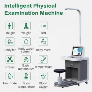 China Digital Touch Screen Hospital Patient Self Check In Kiosk Blood Pressure BP Kiosk wholesale