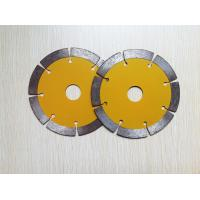China Hotsell diamond Sintered saw blade for tile,brick and stone on sale