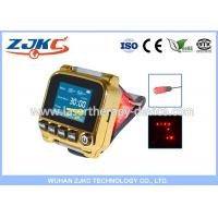 50mW Power Medical Laser Wrist Watch with 10 laser Diodes , 650nm Wavelength