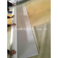 China Translucent Membrane Rolls High Temperature Transparent Silicone Rubber Sheeting Roll on sale