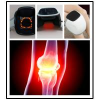 Buy cheap 4 in 1 cold laser light therapy far infrared therapy electric knee massager for joint pain from wholesalers