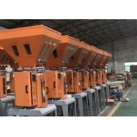 China Four Dosing Additives Gravimetric Mixer With Touch Screen Operation wholesale