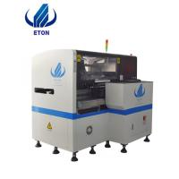 China High Speed Led Mounting Machine , Led Pick And Place Machine 8 Heads HT-E5 wholesale