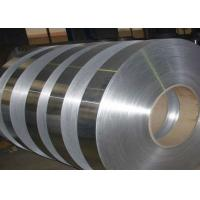 China Mill Finished  Aluminum Strip For Composite Pipe , Flat Aluminum Strips Alloy 3003 / 8011 wholesale