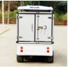 China Chariot de golf adapté aux besoins du client de la voiture 48V électrique, 4 véhicules électriques à vitesse réduite de passager wholesale