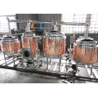 China Steam Semi-Automatic Home Brew Beer Equipment Pu Foam Insulation wholesale
