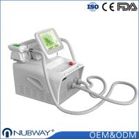 portable Desk two handls Cryolipolysis fat freeze body slimming machine Coolsculpting equipment for weight loss