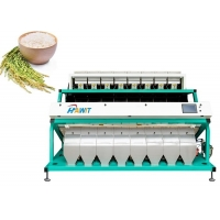 China 512 Channels Dal Mill Rice Color Sorting Equipment on sale