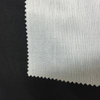 China Fashion Polyester Material Fabric Dyed 300T Pongee Waterproof Compound Fabric 150cm Width wholesale