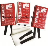China Heat Resistant Fire Escape Blanket For Containment Of Small - Scale Fires wholesale