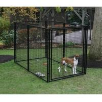 China Cheap chain link Dog House & Large Wholesale Dog Cage/Kennel Supplier wholesale