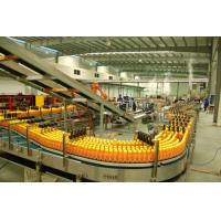 China Stainless Steel SUS304 Fruit Juice Production Equipment With Tuble Sterilizer wholesale