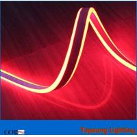 China smd2835 red bi-side 110v waterproof ip67 led neon flexfor outdoor wholesale