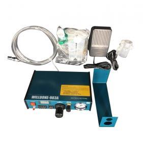 China Willdone 983A Digital Semi Automatic Pneumatic Glue Dispenser, Glue Dispensing Machine wholesale