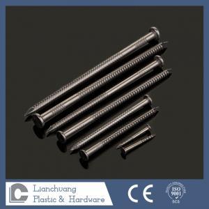 Buy cheap 304 / 316 ногтей нержавеющей стали Стайньлес стальных/кольцевых ногти потока кол from wholesalers