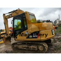 China 0.3m³ Used 7 Ton Excavator For Sale , Small CAT 307D Excavators Original Color on sale